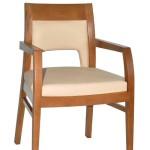 Fotel restauracyjny nowoczesny Rema 1 BS