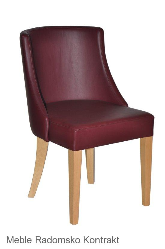 Krzesła restauracyjne stylowe AS-2811 Amira