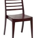 Krzesło restauracyjne drewniane AS-0506