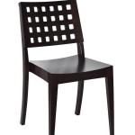 Krzesło restauracyjne drewniane AS-0520