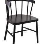 Krzesło restauracyjne drewniane AS-0905 V