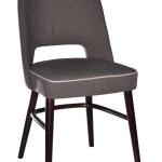 Krzesło restauracyjne drewniane AS-1210