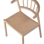 Krzesło restauracyjne drewniane Cirila BS,