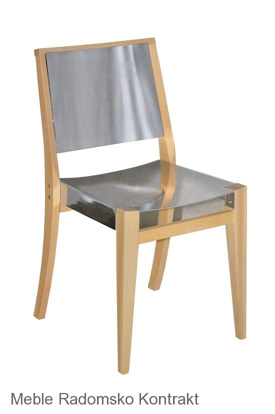 Krzesło restauracyjne nowoczesne AS-0514