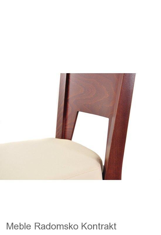 Krzesło restauracyjne nowoczesne AS-0712 detal1