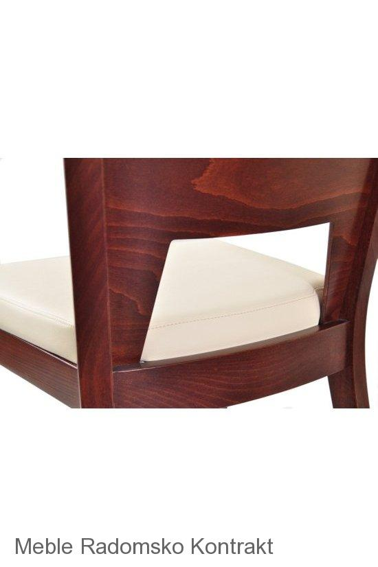 Krzesło restauracyjne nowoczesne AS-0712 detal2