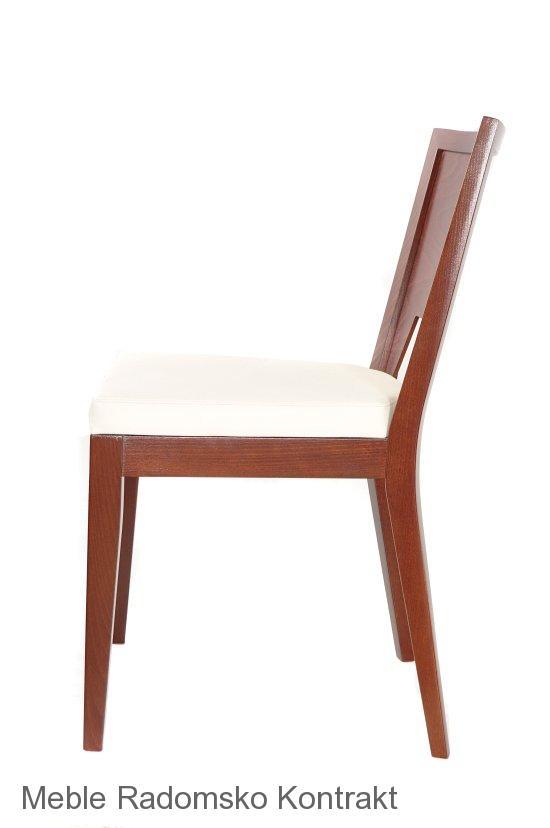 Krzesło restauracyjne nowoczesne AS-0712.