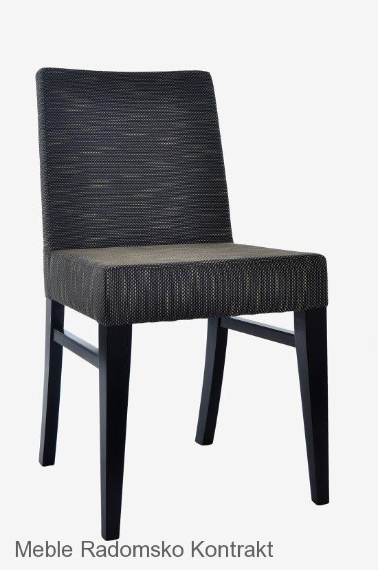 Krzesło restauracyjne nowoczesne AS-0807