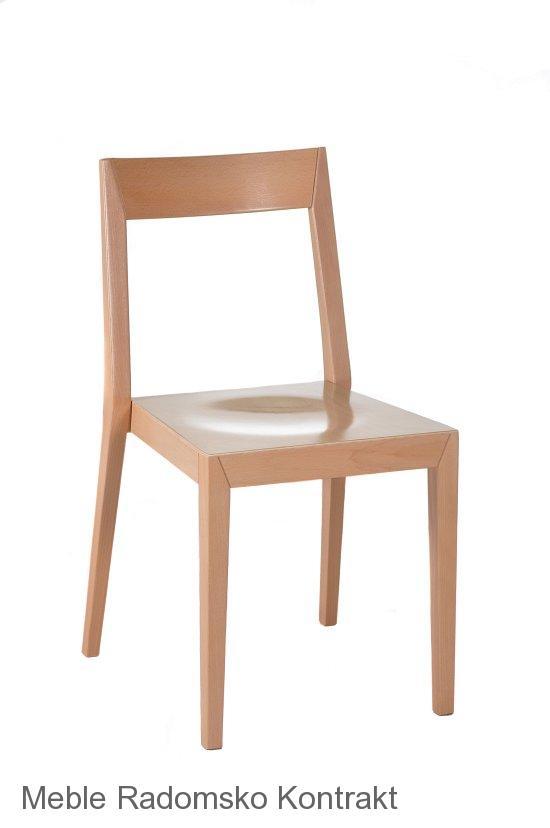 Krzesło restauracyjne nowoczesne AS-2310.