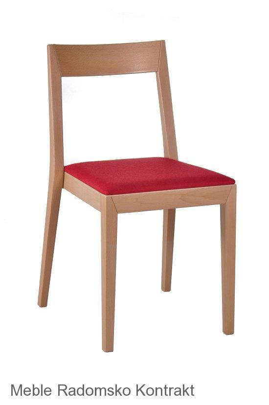 Krzesło restauracyjne nowoczesne AS-2310