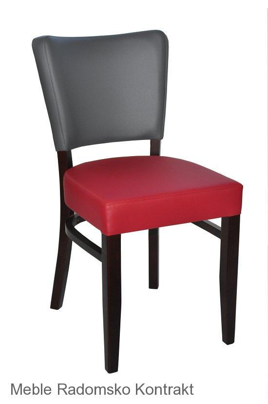 Krzesło restauracyjne nowoczesne AS-9608