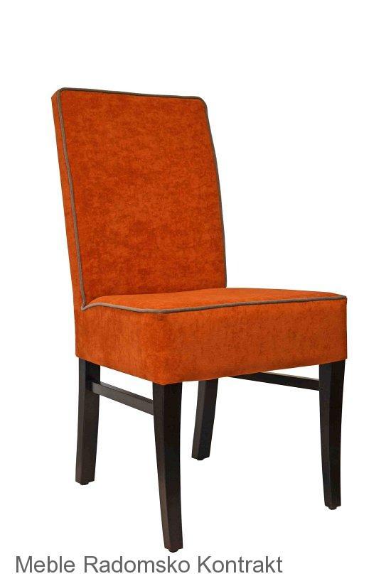 Krzesło restauracyjne nowoczesne Apple AS HR