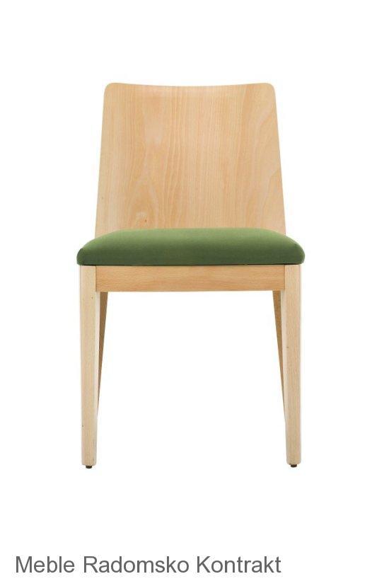 Krzesło restauracyjne nowoczesne Astro AS,