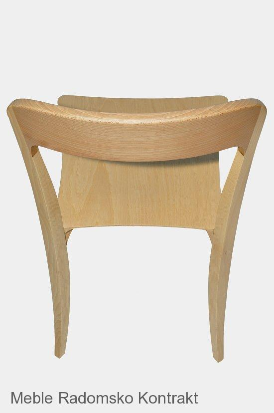 Krzesło restauracyjne nowoczesne Masi AS`