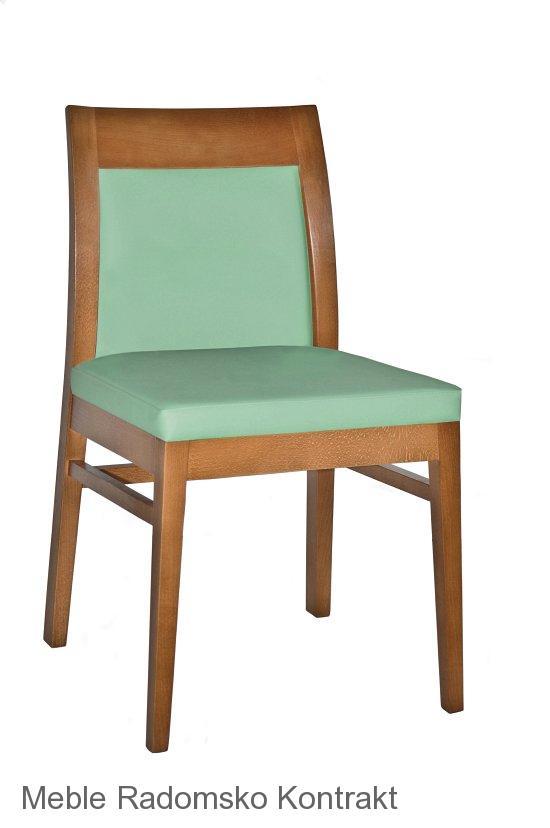 Krzesło restauracyjne nowoczesne Rema AS