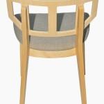 Krzesło restauracyjne nowoczesne Saglio AS`