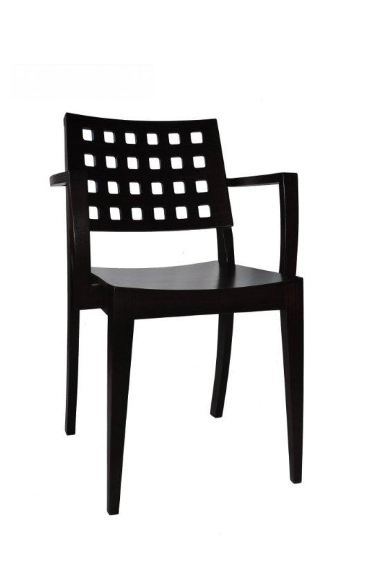 Fotel restauracyjny BS-0520.