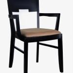 Fotel restauracyjny BS-0609