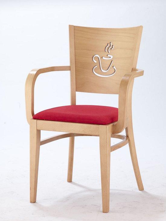 Fotel restauracyjny BT-3917 FIL