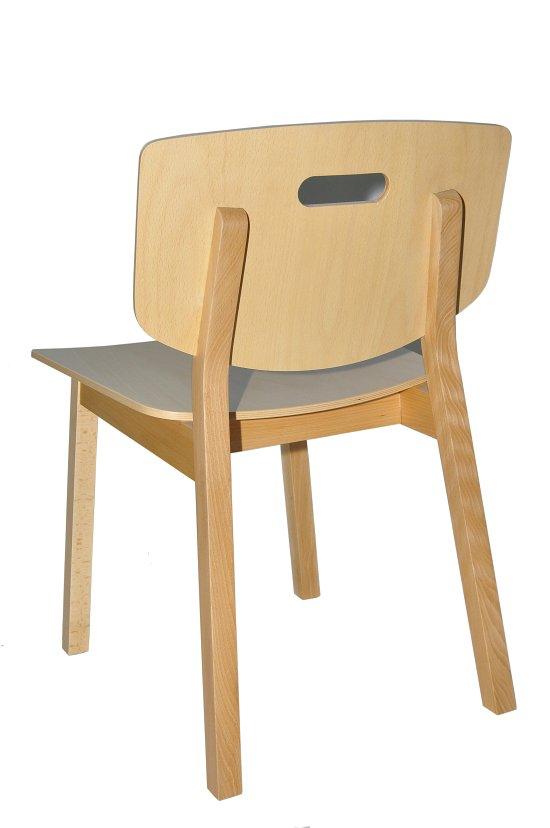 Krzesło barowe Lof AS.