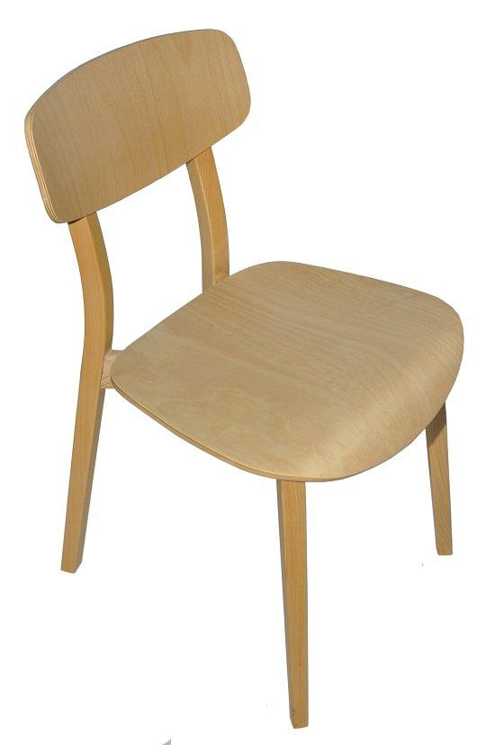 Krzesło restauracyjne Hebi AS.