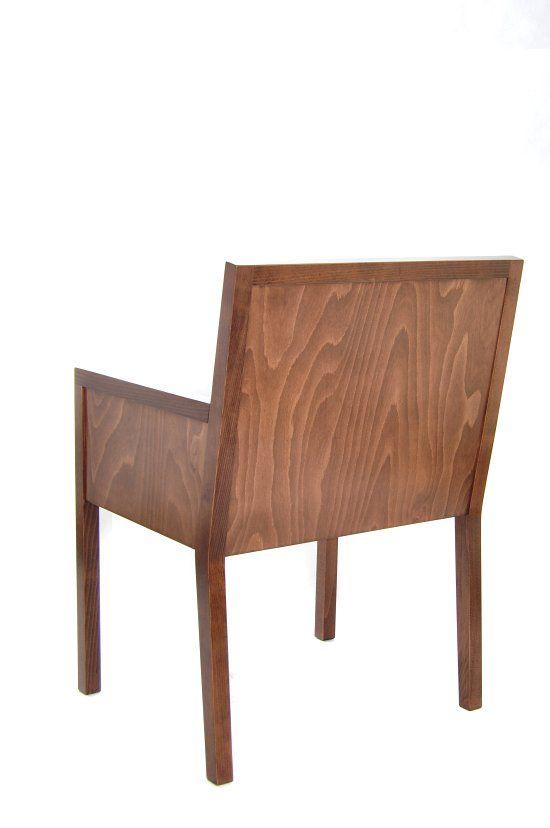 Fotel restauracyjny BS-1101.