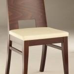 Krzesło restauracyjne nowoczesne AS-0805
