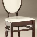 Krzesło restauracyjne tapicerowane AL-0153-1