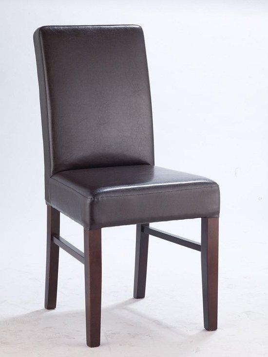 Krzesło restauracyjne tapicerowane AR-9819