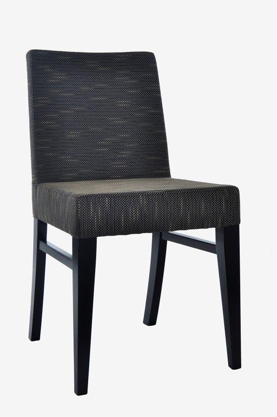 Krzesło restauracyjne tapicerowane AS-0807