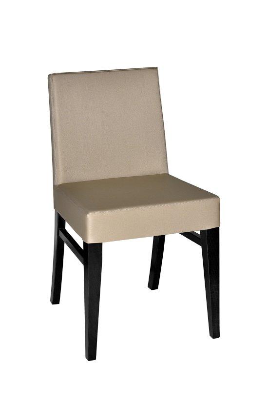 Krzesło restauracyjne tapicerowane AS-0817
