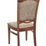 Krzesło restauracyjne tapicerowane AS-1104.