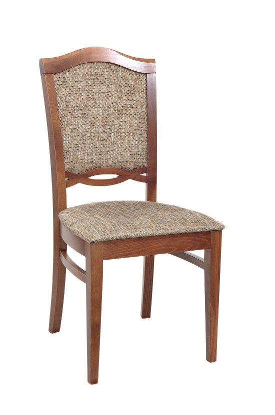 Krzesło restauracyjne tapicerowane AS-1104
