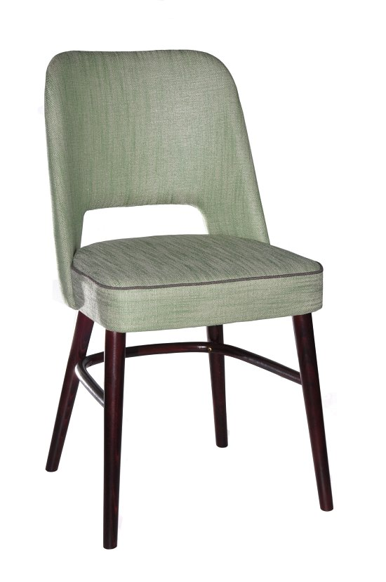Krzesło restauracyjne tapicerowane AS-1210 (3)