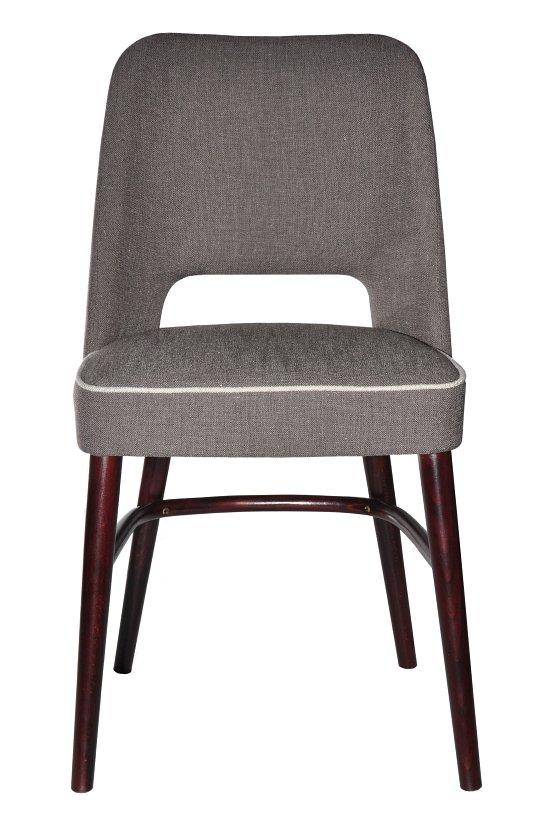 Krzesło restauracyjne tapicerowane AS-1210'