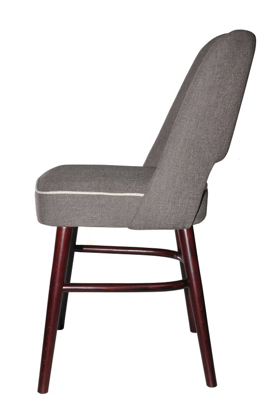 Krzesło restauracyjne tapicerowane AS-1210`