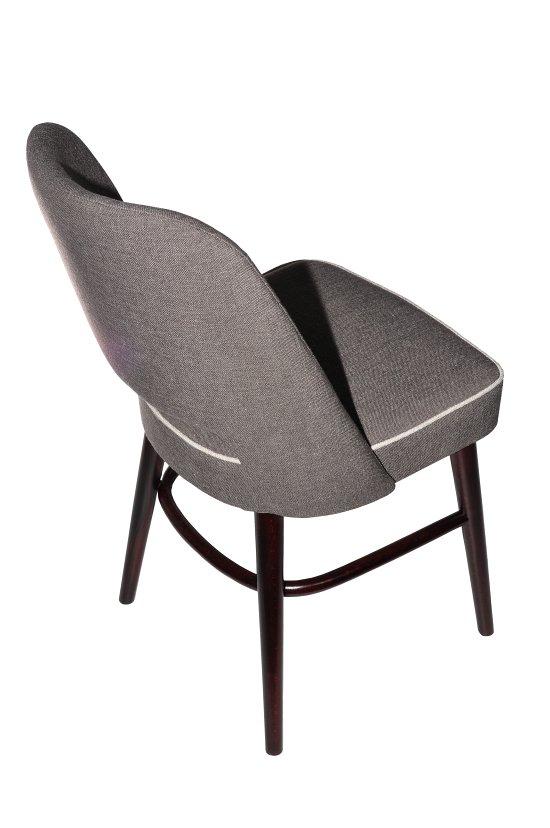 Krzesło restauracyjne tapicerowane AS-1210_