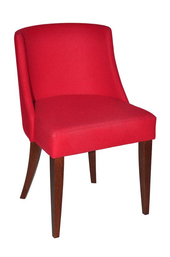 Krzesło restauracyjne tapicerowane AS-2794 Aluna