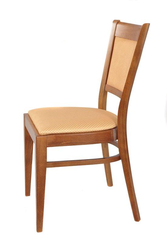 Krzesło restauracyjne tapicerowane AT-3904,