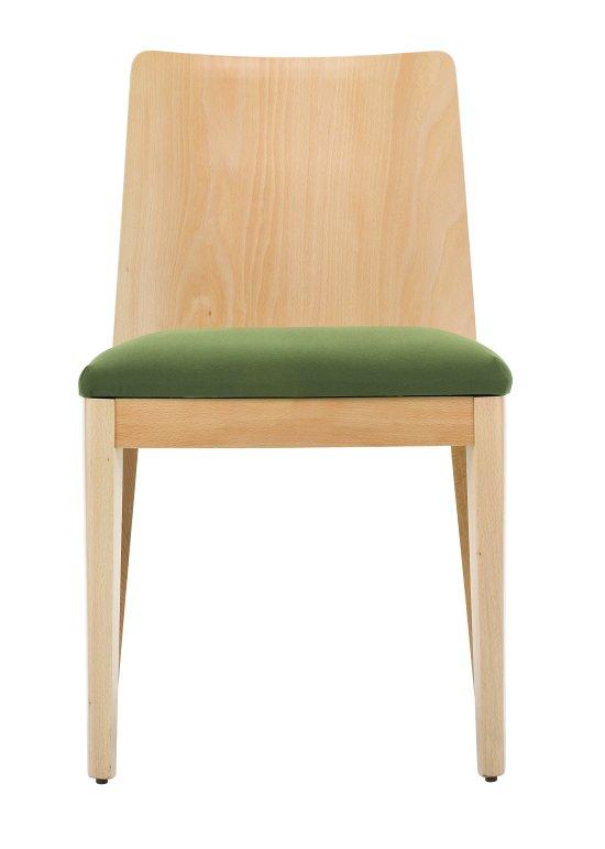Krzesło restauracyjne tapicerowane Astro AS,