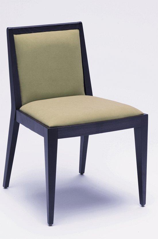 Krzesło restauracyjne tapicerowane Ipo AS
