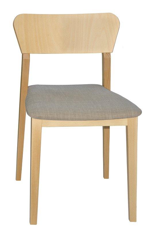 Krzesło restauracyjne tapicerowane Neti AS'