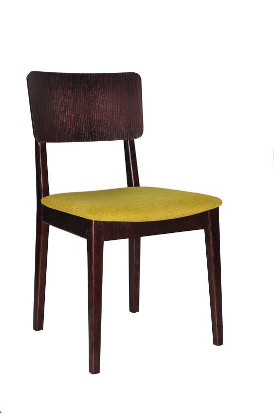 Krzesło restauracyjne tapicerowane Ven AS.