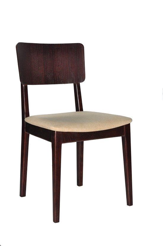 Krzesło restauracyjne tapicerowane Ven AS