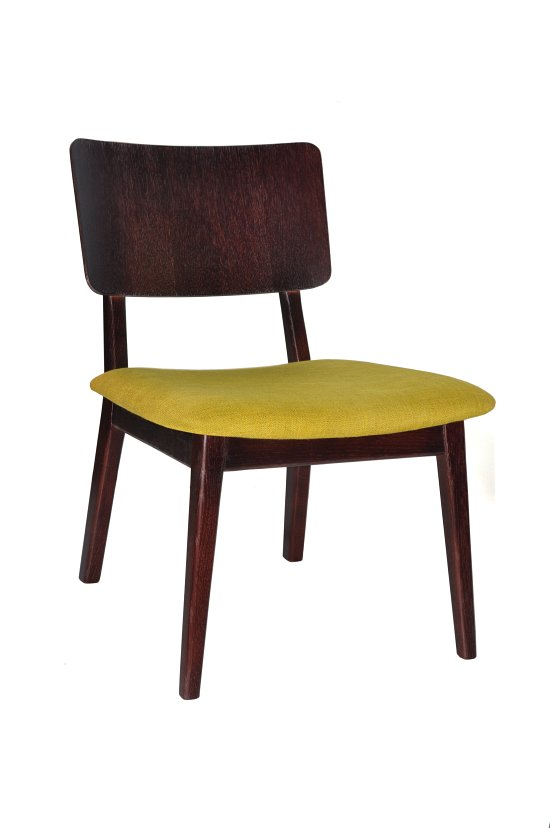 Krzesło restauracyjne tapicerowane Ven L AS